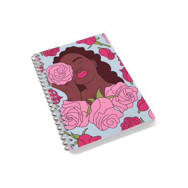 Brown Sugar Roses Notebook
