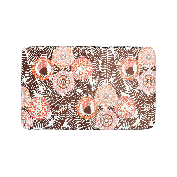 Chocolate Beauty (Blush) Bath Mat