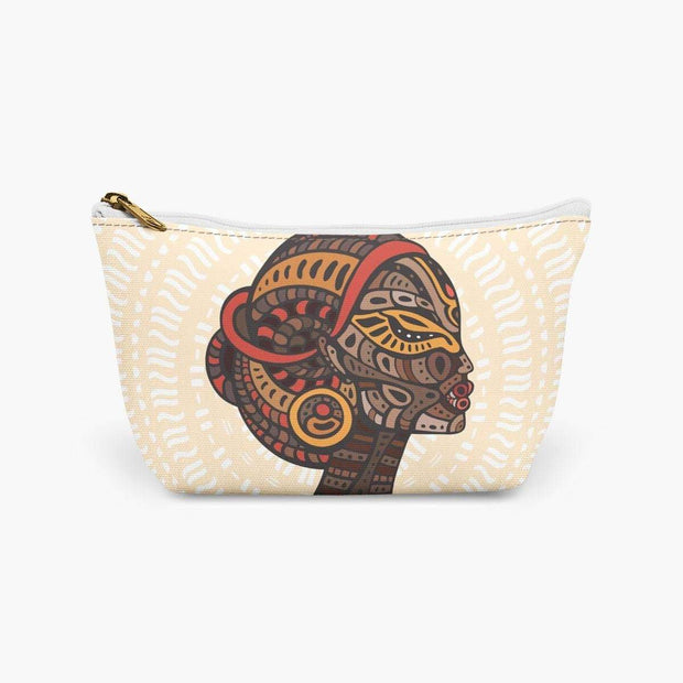 Cosmetic Bag - Mother Earth Cosmetic Bag/Clutch