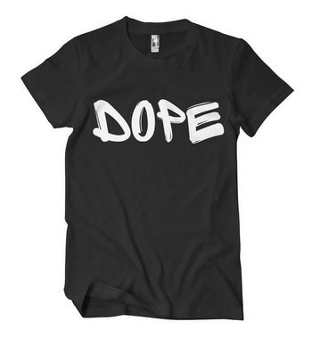 Couples Graphic Tees - Dope Or Dope Like Daddy T-Shirt