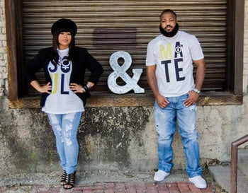 Couples Graphic Tees -