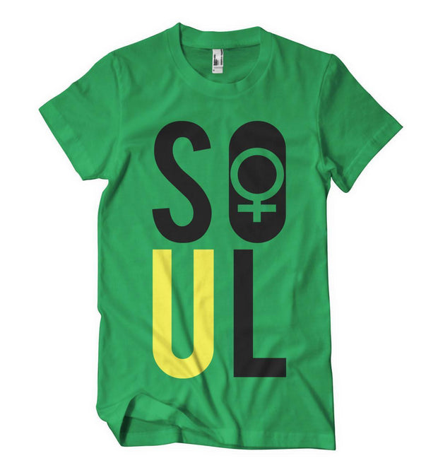 """Soul"" and/or ""Mate""  T-Shirts (add seperately) - Izzy & Liv - couples graphic tees"