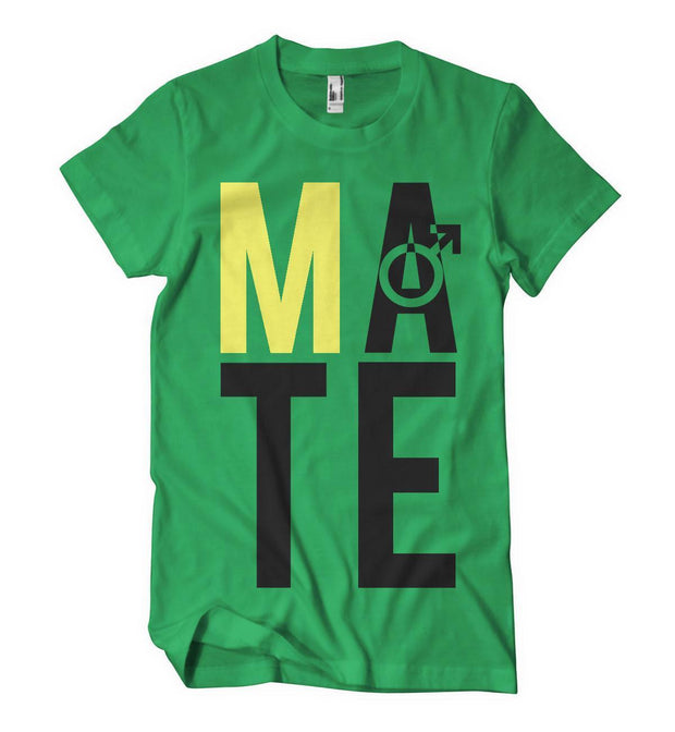 "Couples Graphic Tees - ""Soul"" And/or ""Mate""  T-Shirts (add Seperately)"