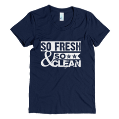 So Fresh & So Clean T-Shirt - Izzy & Liv - 1