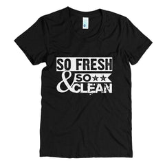So Fresh & So Clean T-Shirt - Izzy & Liv - 3