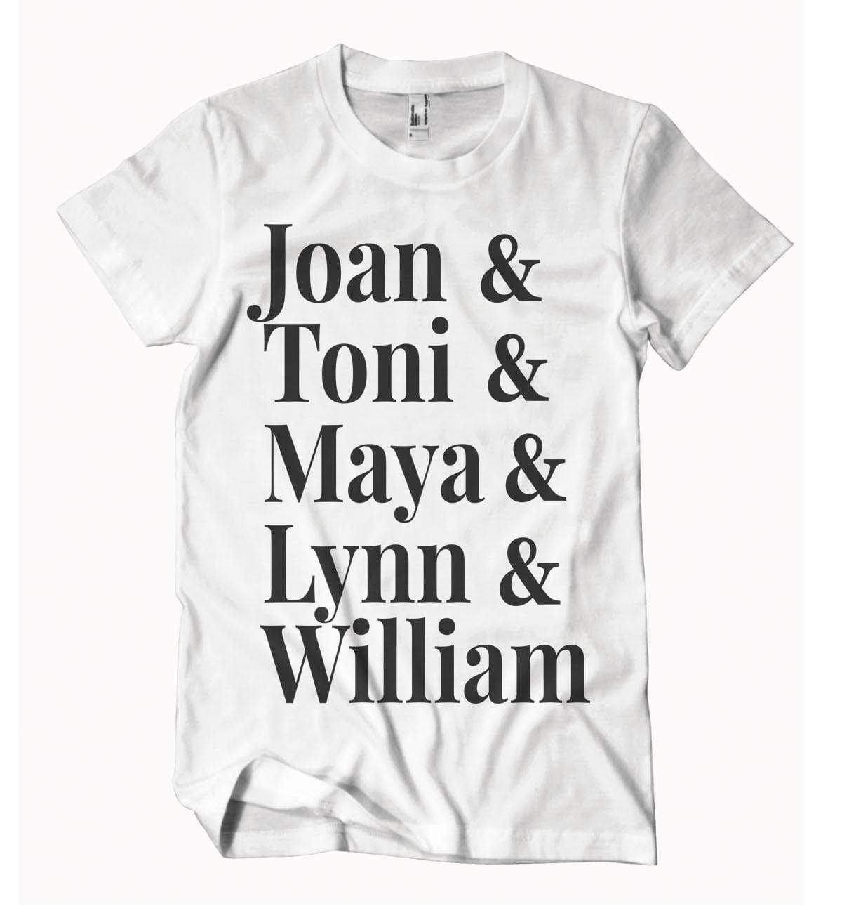 "The Cast of ""Girlfriends"" T-Shirt - Izzy & Liv - 3"
