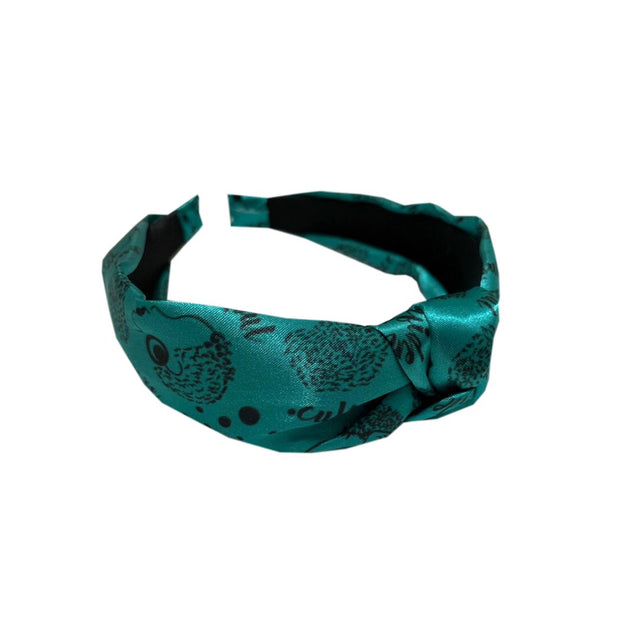 Culture Confidence Soul Top Knot Headband