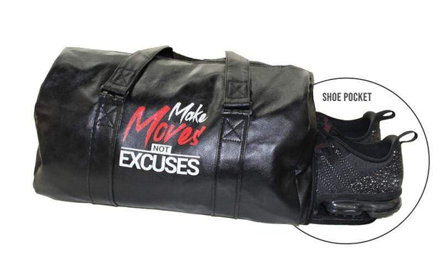 Make Moves Gym Bag