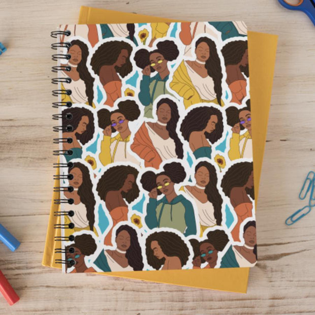 Fly Girls Notebook