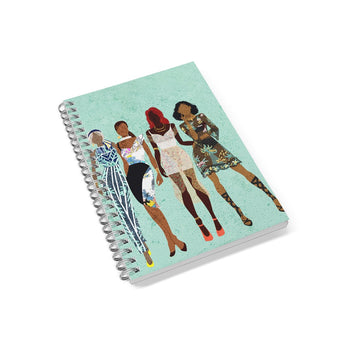 Fly Girl Squad Notebook