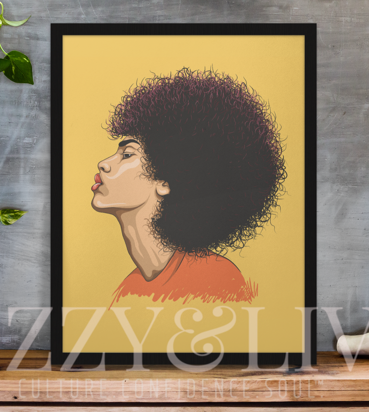 Profile Me Printable Art