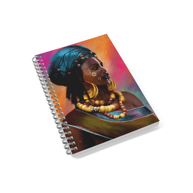Fulani Tribal Notebook