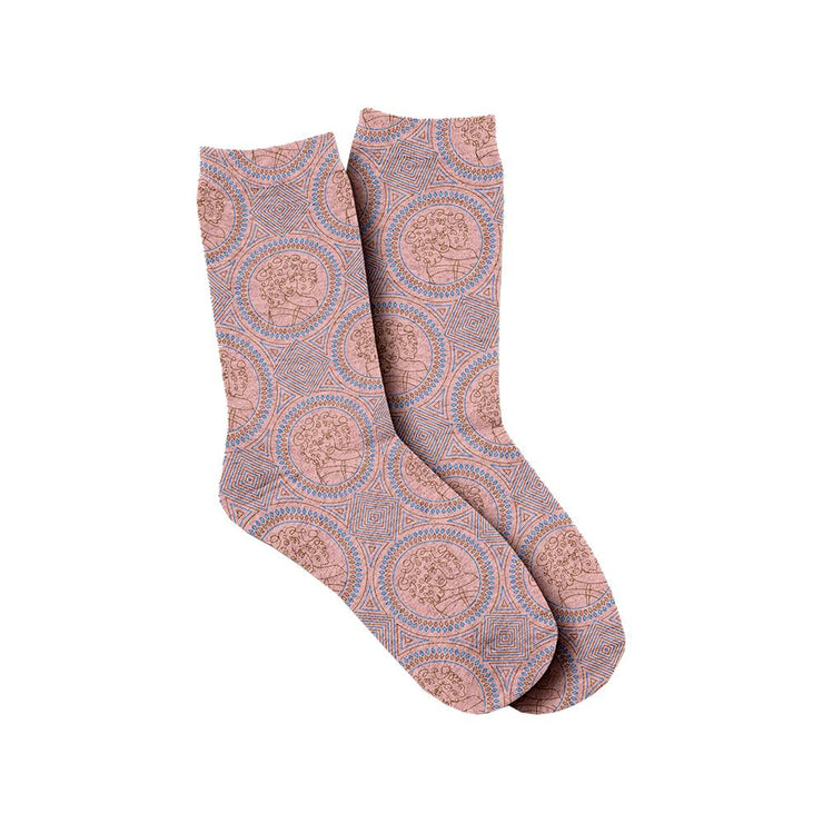 Glow On Girl Socks (1-Pair)