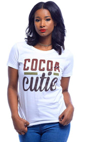 Graphic Tee - Cocoa Cutie T-Shirt