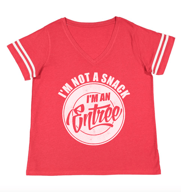 Graphic Tee - I'm Not A Snack ... T-Shirt