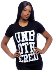 Graphic Tee - UNBOTHERED T-Shirt