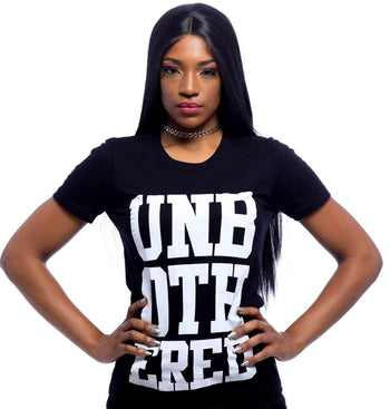 UNBOTHERED T-Shirt - Izzy & Liv - graphic tee