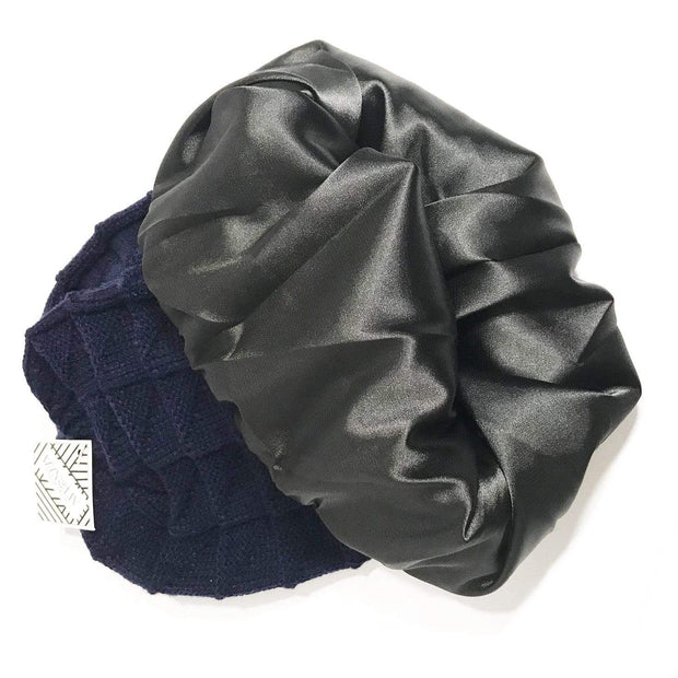 Satin Lined Beanie
