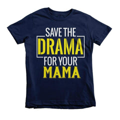 Save The Drama Youth Tee - Izzy & Liv - 2
