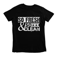 So Fresh & So Clean Youth Tee - Izzy & Liv - 2