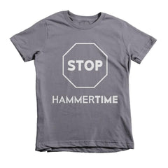 STOP Hammertime Youth Tee - Izzy & Liv - 3
