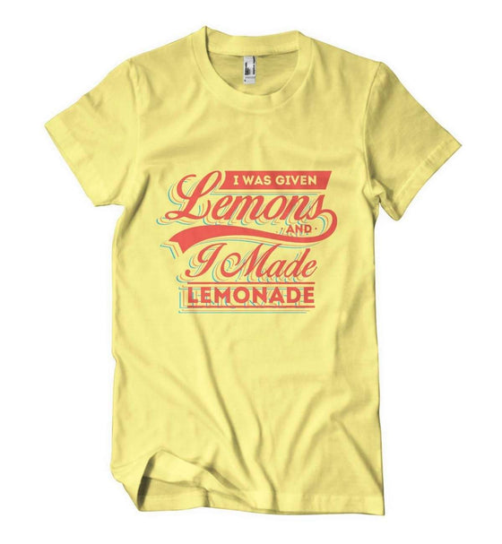 Lemondade T-Shirt - Izzy & Liv - 1