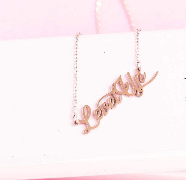 """Level Up"" Necklace"