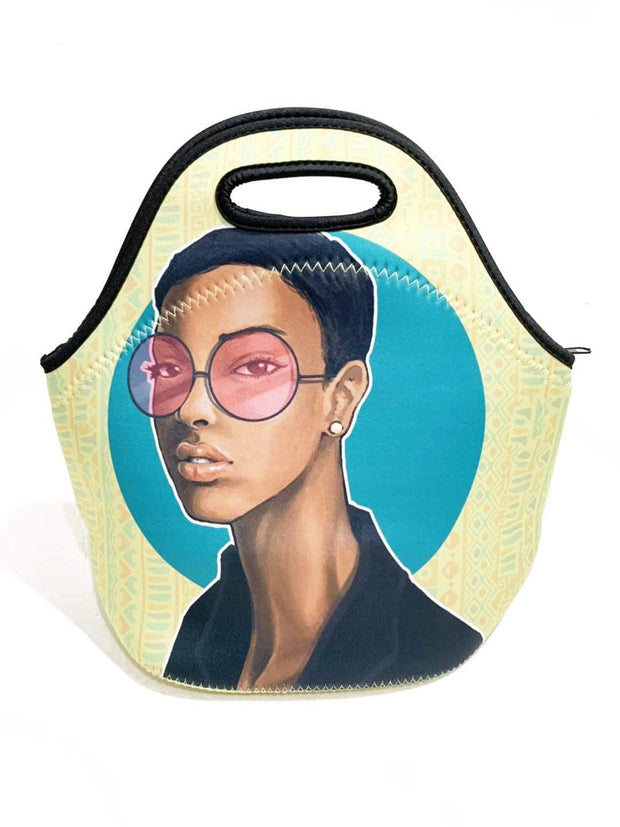 Diva Lunch Tote - Izzy & Liv - tote