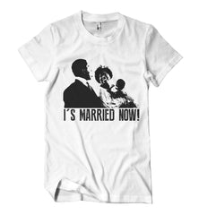 I's Married Now 2! T-Shirt - Izzy & Liv - 1