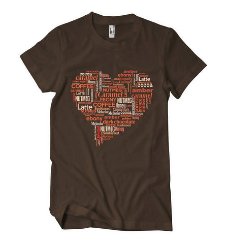 Melanin Love All Shades T-Shirt - Izzy & Liv - 1