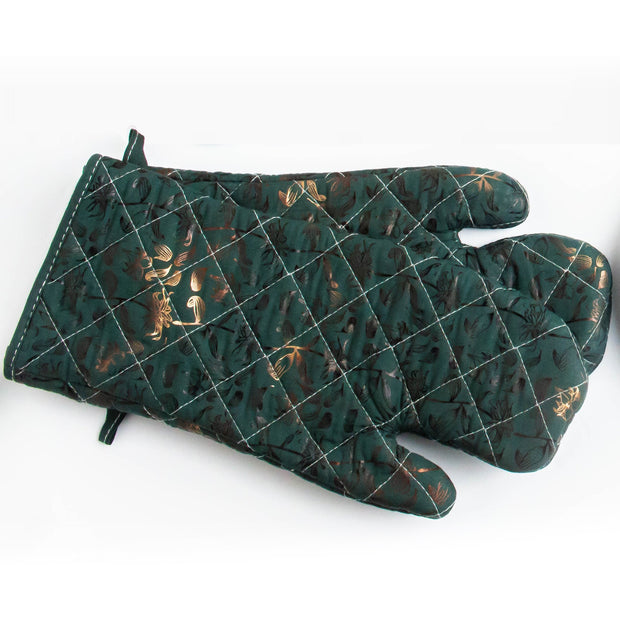 Oven Mitts (Set of Two)