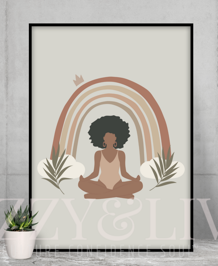 Moment of Peace Printable Art