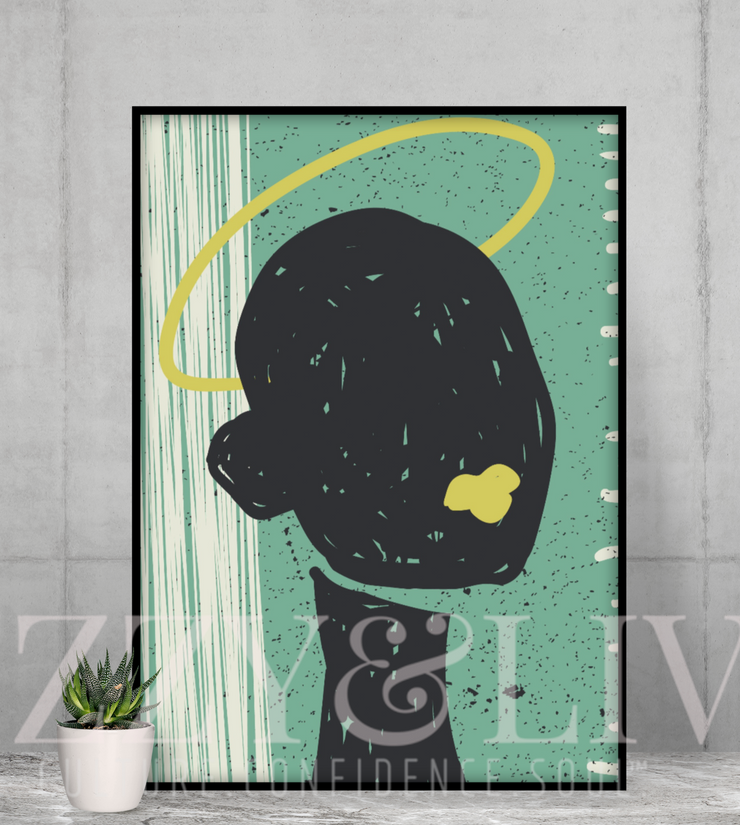 Lovely Lips Printable Art