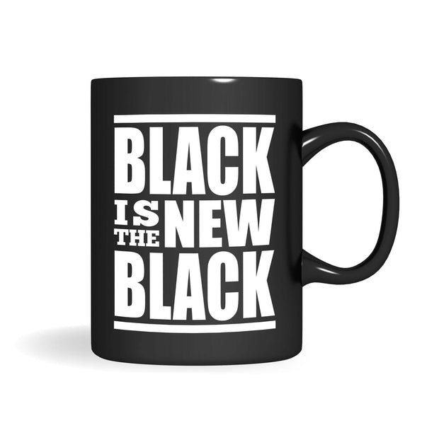 Black is the New Black Mug - Izzy & Liv - mug