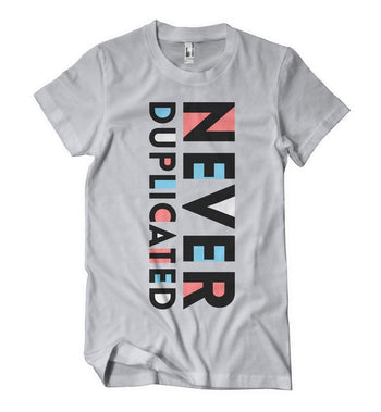 Often Imitated and/or Never Duplicated Couples T-Shirt - Izzy & Liv - couples graphic tees