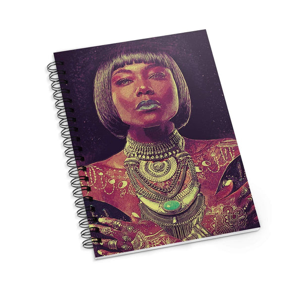 Notebook - I'm A Conqueror Journal OR Notebook