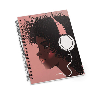 Notebook - Music Lover Journal OR Notebook