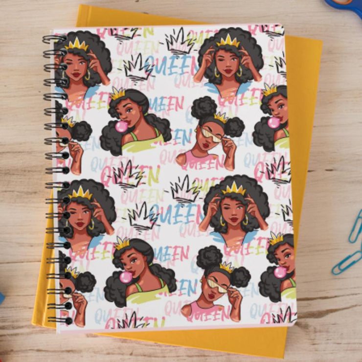 Queens and Things Notebook