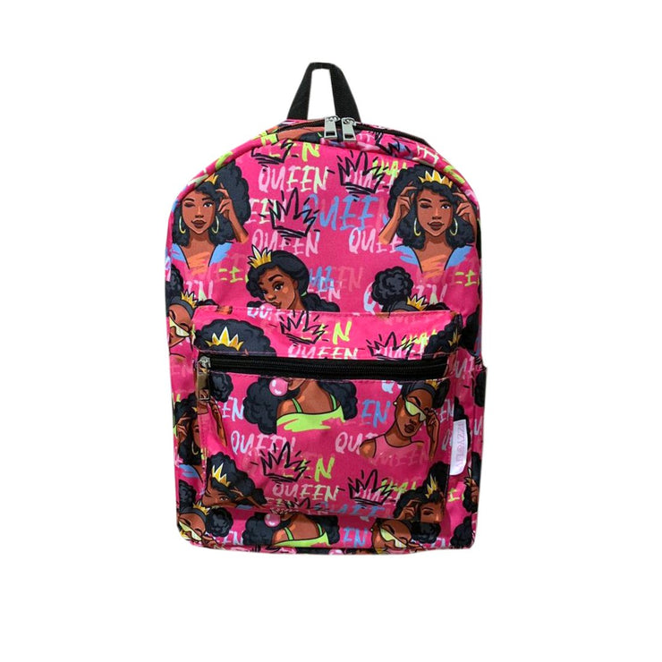 Queens and Things Backpack (2 Colors)
