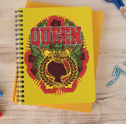 Queen Brilliance Notebook