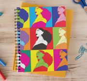 Afro Chic Notebook