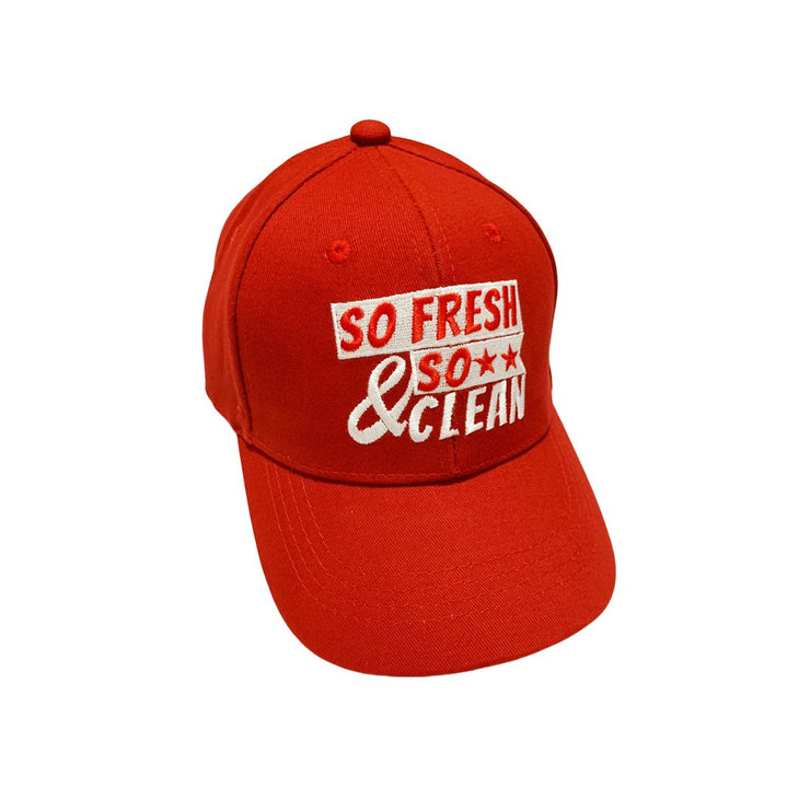 So Fresh & So Clean Boys Baseball Cap