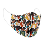 Fly Girls Facial Covering w/Adjustable Straps (Adults)