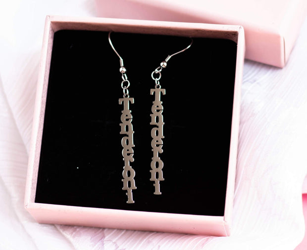"""Tenderoni"" Earrings"