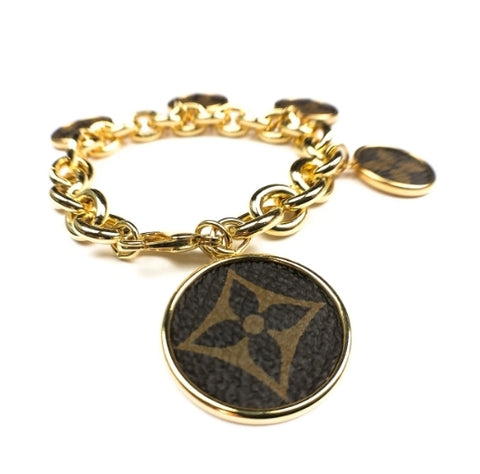 Moon and Lola LEONE PRINTED HATHERLY BRACELET
