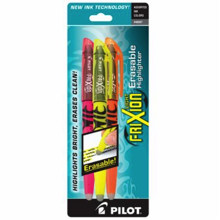Pilot Frixion Highlighters (Single)