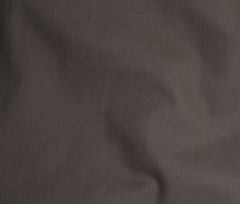 Solid Cotton Voile Grey 60""