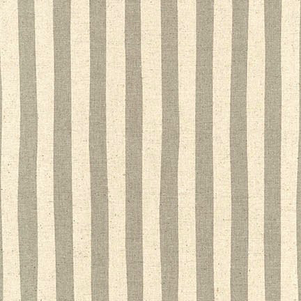 Sevenberry Canvas Natural Stripes Grey