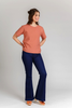 Ash Jeans Sewing Pattern by Megan Nielsen Patterns