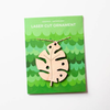 Graphic Anthology Monstera Laser-Cut Ornament
